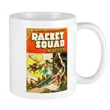 Crime Comic Books Small Mug