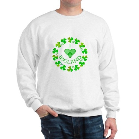 I Heart Ireland Sweatshirt
