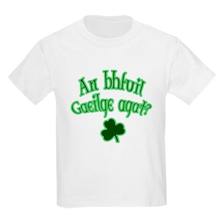 Speak Irish? Kids T-Shirt