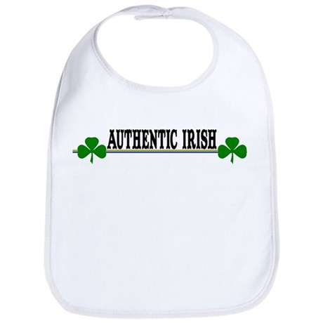 Authentic Irish Bib