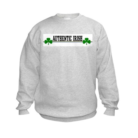 Authentic Irish Kids Sweatshirt