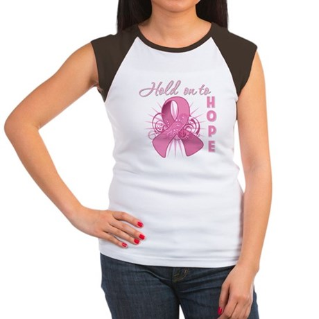 Breast Cancer Women's Cap Sleeve T-Shirt