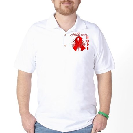 Blood Cancer Golf Shirt