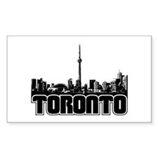 Toronto Skyline Decal
