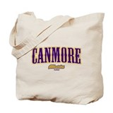 Canmore West Tote Bag