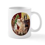 Santa's Lab (Y-lap) Mug