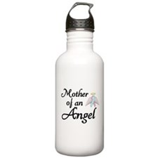Mother of an Angel Water Bottle