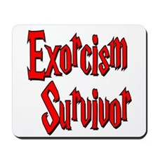 Exorcism Survivor Mousepad