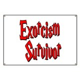 Exorcism Survivor Banner