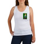 Woodcutter Gnome Pocket Women's Tank Top