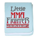 Little MMA Fighter - Crib to Infant Blanket
