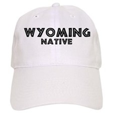 Wyoming Native Baseball Cap