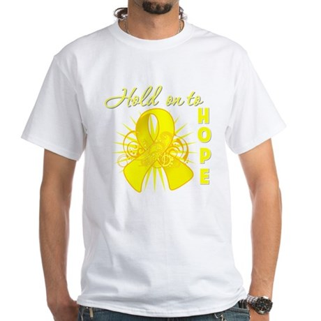 Sarcoma White T-Shirt