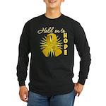 Neuroblastoma Long Sleeve Dark T-Shirt