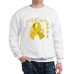 Neuroblastoma Sweatshirt