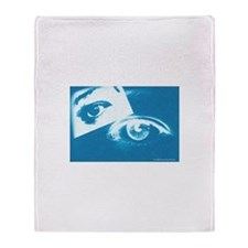 Positive-Negative Throw Blanket