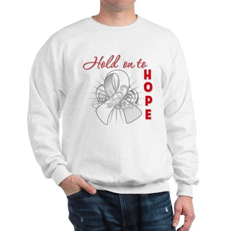 Bone Cancer Sweatshirt