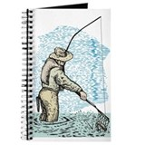 Fly fishing trout Journal