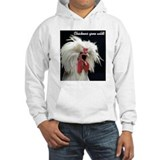 """Chickens Gone Wild"" Jumper Hoody"