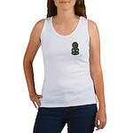 Tiki Pocket Women's Tank Top