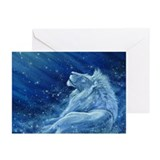 Star Lion Greeting Cards (Pk of 10)