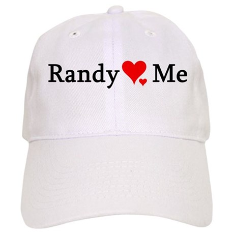 Randy Loves Me Cap