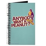 Anybody Want A Peanut? Journal