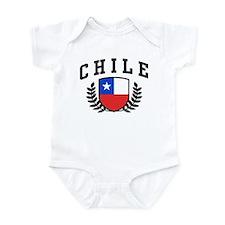 Chile Infant Bodysuit