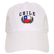 Chile Baseball Cap