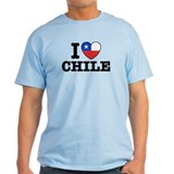 I Love Chile T-Shirt