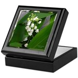 Lily of the Valley Keepsake Box