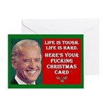 Joe Biden's Official Christmas Greeting Card