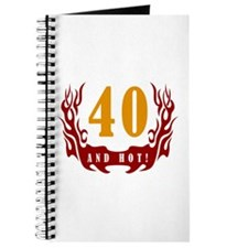 40 Years Old And Hot Journal