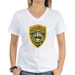 New Hampshire Inspector Women's V-Neck T-Shirt