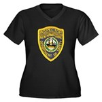 New Hampshire Inspector Women's Plus Size V-Neck D