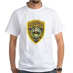 New Hampshire Inspector White T-Shirt