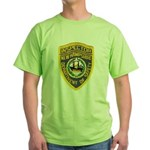 New Hampshire Inspector Green T-Shirt