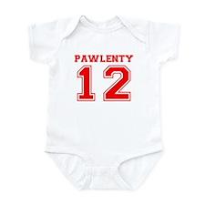Tim Pawlenty 2012 Infant Bodysuit