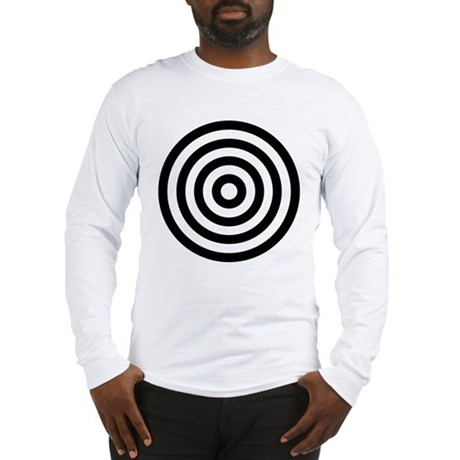 Bullseye Long Sleeve T-Shirt