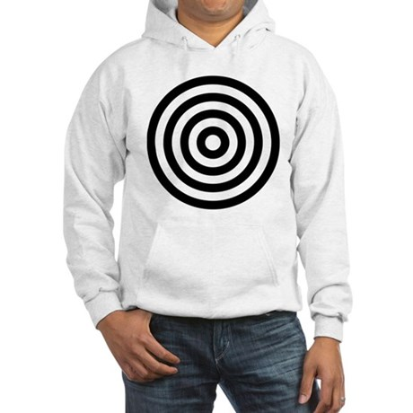 Bullseye Hooded Sweatshirt