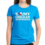 I Love My Chilean Boyfriend Tee