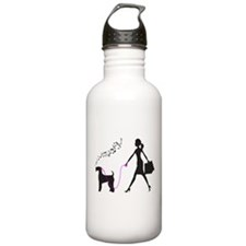 Airedale Terrier Sports Water Bottle