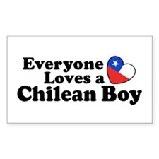Chilean Boy Decal