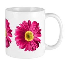 Pop Art Fuchsia Daisy Mug