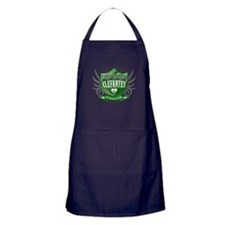 Cienfuegos Elefants Shield Apron (dark)