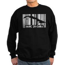 Made in Cuba Barcode Sweatshirt