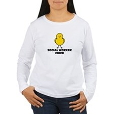 Social Worker Chick T-Shirt
