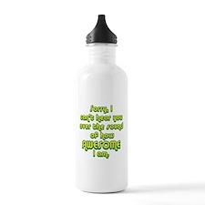 Cute How i met you mother Water Bottle