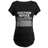 Maternity shirts Maternity T-shirts (Dark)