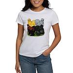 Silkie Assortment Women's T-Shirt